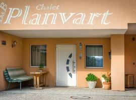 Chalet Planvart, Badia