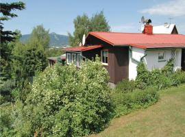 Holiday Home Liberec with a Fireplace 09, Vesec