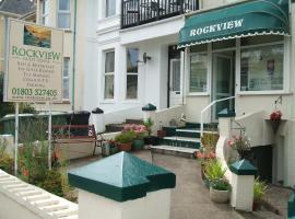 Rockview Guesthouse, Peintona