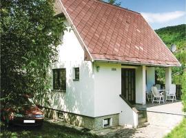 Holiday Home Nizbor with Fireplace 06, Žloukovice