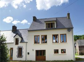 Three-Bedroom Holiday Home in Guern, Guern