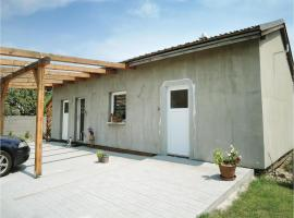 One-Bedroom Holiday Home in Nehvizdy, Nehvizdy