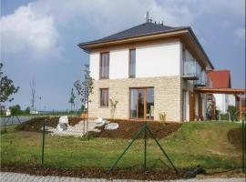 Three-Bedroom Holiday Home in Herink, Herink