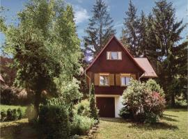 Two-Bedroom Holiday Home in Chvalcov, Chvalčov