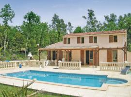 Holiday home Quartier La Romane, Besse-sur-Issole