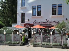 Hotel Le Luxembourg, La-Roche-en-Ardenne