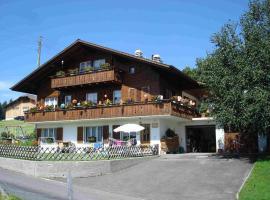 Chalet Sunneschyn, Schwanden