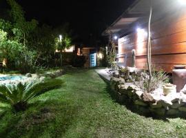Guamini Hostel, Coxilha