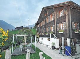 Apartment Alpnach-Dorf V, Alpnach