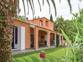 Studio Holiday Home in Cuttoli Corticchiato, Cuttoli-Corticchiato