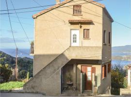 Studio Apartment in Calcatoggio, Calcatoggio