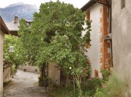 One-Bedroom Apartment in Visp, Visp