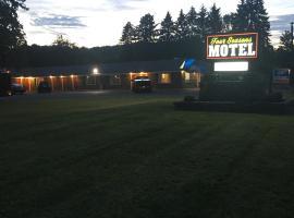 Four Seasons Motel, Castleton-on-Hudson