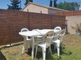 Holiday home Chemin de Castelsec, Bessan