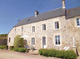 Holiday Home Quettehou with Sea View 04, Quettehou
