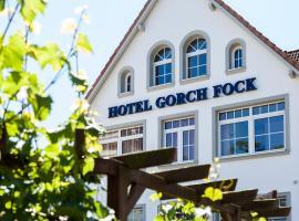 Hotel Gorch Fock, Timmendorfer Strand
