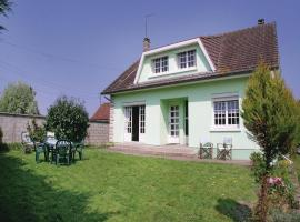 Holiday Home Toeufles Rue Bas Chaussoy, Toeufles