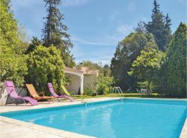 Two-Bedroom Holiday Home in Miramas, Miramas