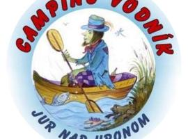 Camping Vodník-Jur nad Hronom, Svätý Jur nad Hronom