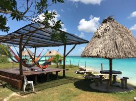 Ecocamping Yaxche, Bacalar