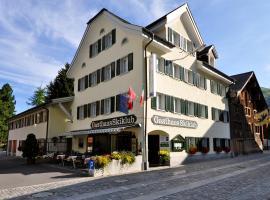 Gasthaus Skiklub, Andermate