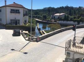Casa da ponte, Redinha