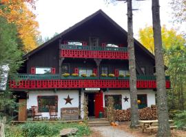 Grunberg Haus Bed & Breakfast Inn & Cabins, Waterbury