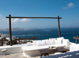 CLOE by the beach, Agios Stefanos