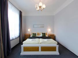 Hotel Soudek, Podiebrady