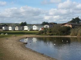 Holidays at Par Sands Coastal Holiday Park, Par