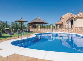 Four-Bedroom Holiday Home in Penaflor, Sevilla, Peñaflor