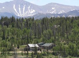 Hideaway Mountain Lodge, 프레이저