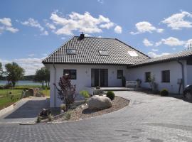 Ferienwohnung mit Seeblick, Scharbeutz