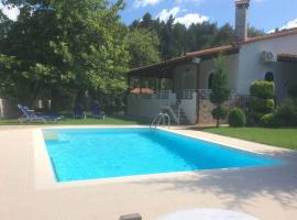 Beautiful Villa in Amazing Location, Prokópion