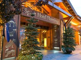 Sport Hotel Hermitage & Spa, Soldeu