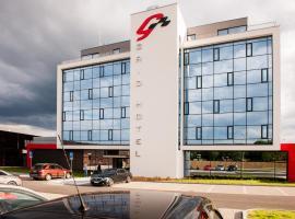 Grid Hotel, Brno