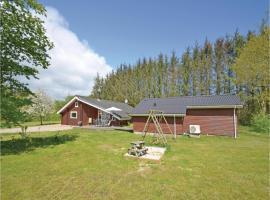 Holiday home Skovsvinget Spøttrup, Vadum