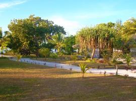 Residence Monique, Ile aux Nattes