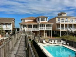 137 Ocean Isle West Blvd. Home, Ocean Isle Beach