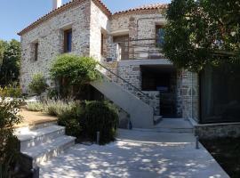 Villa Thermi, Aspropótamos
