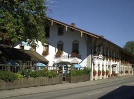 Gasthof-Hotel Höhensteiger, Rosenheim