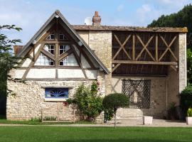 Domaine des Buissonnets, Écardenville-sur-Eure