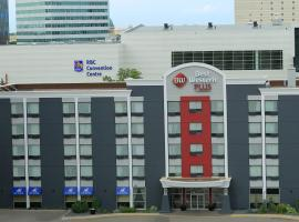 Best Western Plus Downtown Winnipeg, Winnipeg