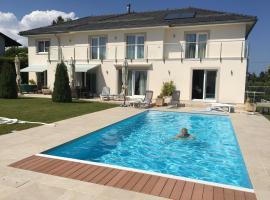 Villa near Geneva, Founex