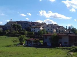 Casa Santa Rita, Fogliano