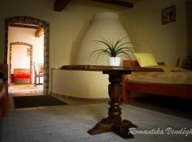 Romantika Vendégház, Bordány