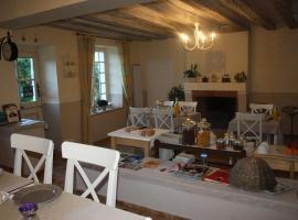 Chambres d'hôtes Le Clos du Puits, Mosnes