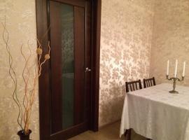 Apartment on Leninskaya, Mazyr