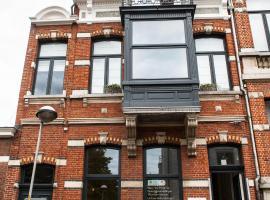 """Logies bij """"De Mademoiselle"""", Antwerpen"""