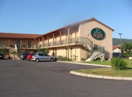 Abel Hôtel, Langeac
